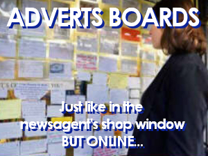 Advertboards - The Online Shop Window site